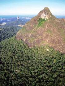 Mount Beerwah Track - Accommodation BNB