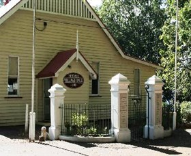 Montville Memorial Precinct - Accommodation BNB