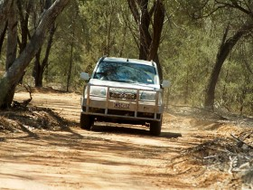 Ward River 4x4 Stock Route Trail - Accommodation BNB
