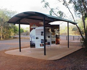 Forty Mile Scrub National Park - Accommodation BNB