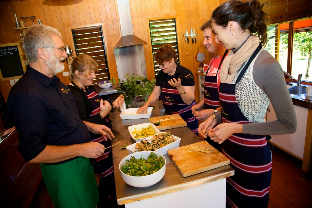 Wild Lime Cooking School - Accommodation BNB