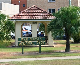Bundaberg War Nurses Memorial and Park - Accommodation BNB