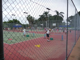 Townsville Tennis Centre