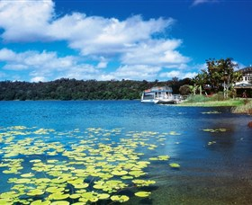 Lake Barrine Crater Lakes National Park - Accommodation BNB