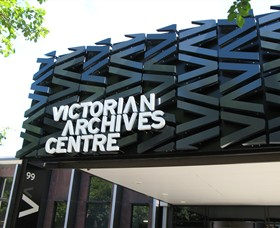 Public Record Office Victoria - Accommodation BNB