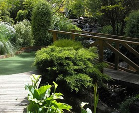 Grampians Adventure Golf MOCO Gallery  Cafe - Accommodation BNB
