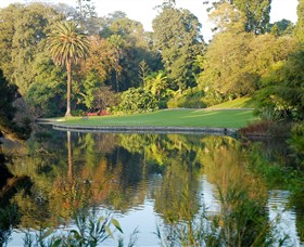 Royal Botanic Gardens Melbourne - Accommodation BNB