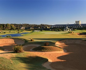 Eagle Ridge Golf Course - Accommodation BNB
