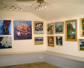 Ros McArthur Art Studio - Accommodation BNB