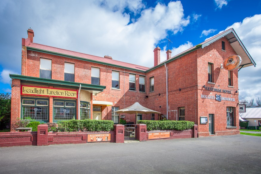 Holgate Brewhouse at Keatings Hotel - Accommodation BNB