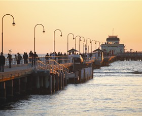 St Kilda Pier - Accommodation BNB