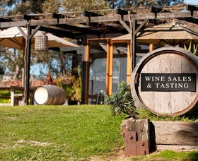 Saint Regis Winery Food  Wine Bar - Accommodation BNB
