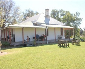 Byramine Homestead And Brewery - Accommodation BNB