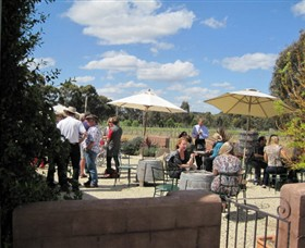 Flynns Wines  Heathcotean Bistro - Accommodation BNB
