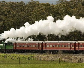 Steamrail Victoria - Accommodation BNB