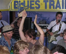 The Blues Train - Accommodation BNB