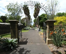 Friends of Geelong Botanic Gardens - Accommodation BNB