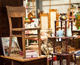 Bendigo Pottery Antiques and Collectables Centre - Accommodation BNB