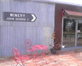 John Gehrig Wines - Accommodation BNB