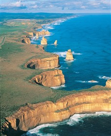 12 Apostles Flight Adventure from Apollo Bay - Accommodation BNB