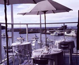 Harbourside Restaurant - Accommodation BNB