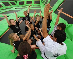 Flip Out Trampoline Arena - Accommodation BNB
