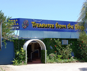 Treasures from the Deep - Opal and Shell Museum - Accommodation BNB