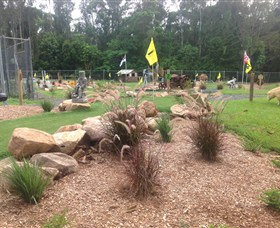The Cove Miniature Golf Course - Accommodation BNB
