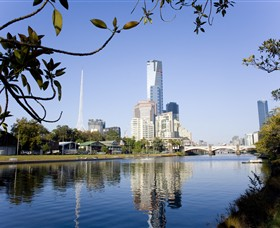 Yarra River - Accommodation BNB