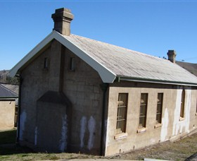 The Old Gundagai Gaol - Accommodation BNB