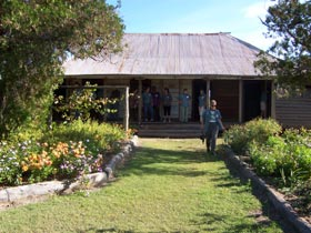 Boondooma Homestead - Accommodation BNB