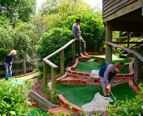 Bellarine Adventure Golf - Accommodation BNB