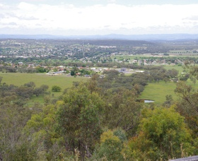 McIlveen Park Lookout - Accommodation BNB