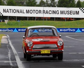 National Motor Racing Museum - Accommodation BNB