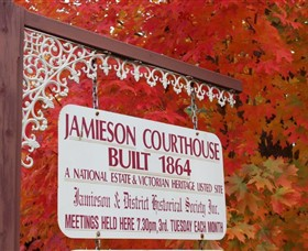 Jamieson Museum - Accommodation BNB