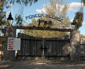 Inverell Pioneer Village - Accommodation BNB