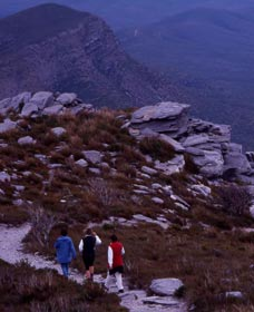 Bluff Knoll Stirling Range National Park - Accommodation BNB