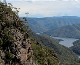 Landers Falls Lookout - Accommodation BNB