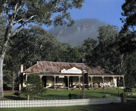 Newnes Kiosk - Accommodation BNB