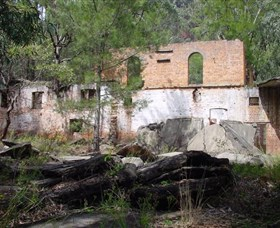 Newnes Shale Oil Ruins - Accommodation BNB