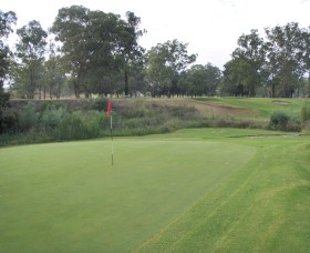 Muswellbrook Golf Club - Accommodation BNB