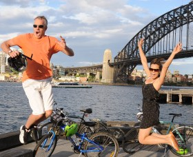 Bikebuffs - Sydney Bicycle Tours - Accommodation BNB