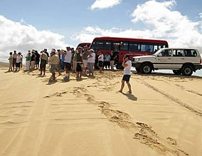 Port Stephens 4WD Tours - Accommodation BNB