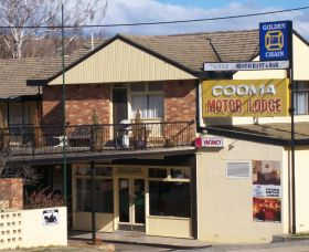 Cooma Motor Lodge Coach Tours - Accommodation BNB