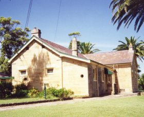 Carss Cottage Museum - Accommodation BNB