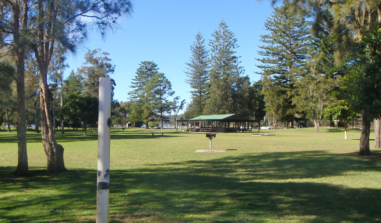 The Basin picnic area - Accommodation BNB