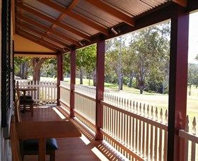 Riverside Oaks Golf Course - Accommodation BNB