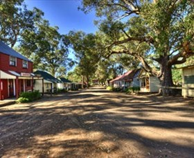 The Australiana Pioneer Village Ltd - Accommodation BNB