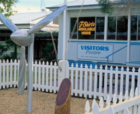 Charleville - Royal Flying Doctor Service Visitor Centre - Accommodation BNB