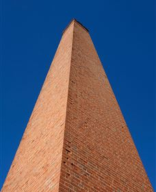 Copperfield Store Chimney and Cemetery